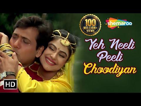 Yeh Neeli Peeli Choodiyan - Govinda - Ayesha Julka - Ekka Raja...