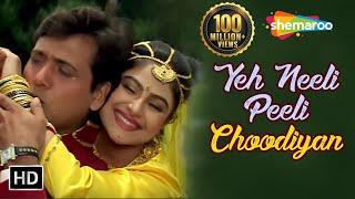 download lagu Yeh Neeli Peeli Choodiyan - Govinda - Ayesha Julka gratis
