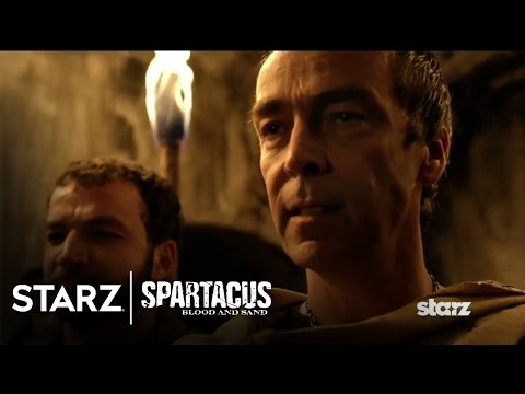 Spartacus: Blood and Sand - Ep 111 'Old Wounds' Preview