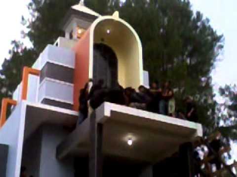 Tana Toraja pemakaman oma tiku