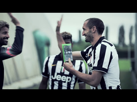 Official Call of Duty: Advanced Warfare – Juventus Supply Drop