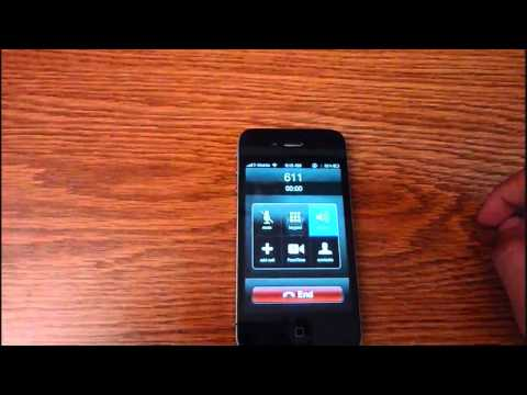 T-Mobile iPhone 4 Unlock Instructions (HD)