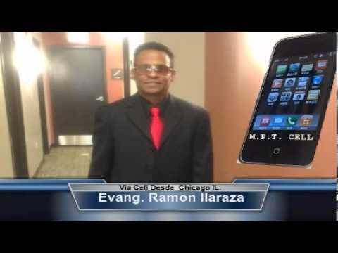Vision Del Arrebatamiento Hno. Ramon Ilaraza Desde Chicago IL.