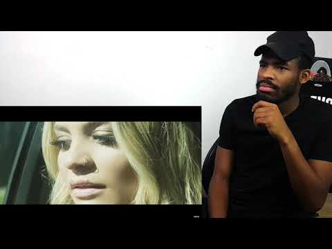Kane Brown - What Ifs ft. Lauren Alaina #AD (REACTION)