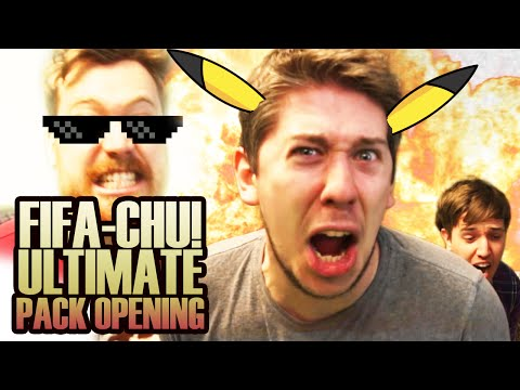 FIFA-CHU! ULTIMATE PACK OPENING!!!!!