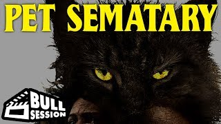 Pet Sematary [Stephen King] | Movie Review - Bull Session