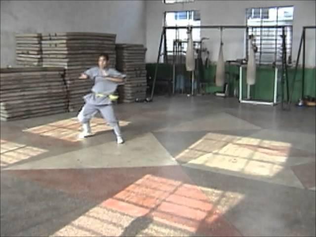 Shaolin Sword Form - Den Dao
