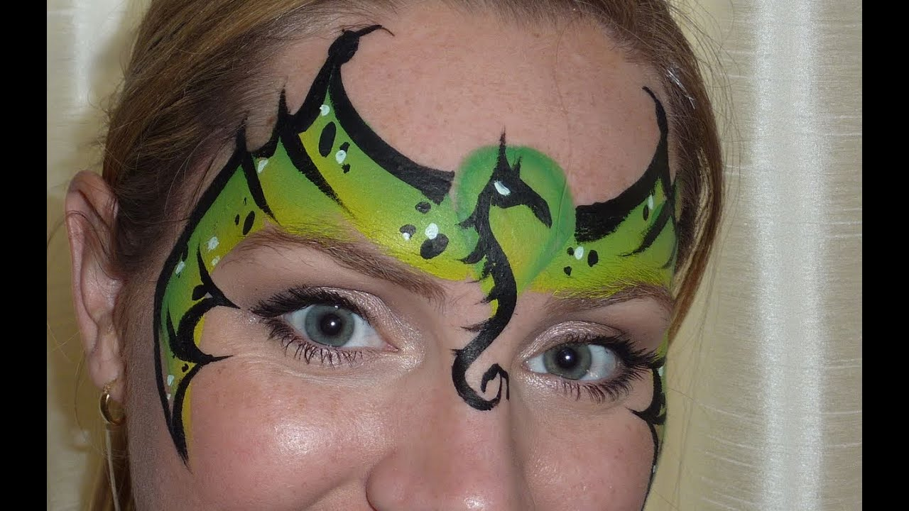 Lisa Joy Young Face Painting Website