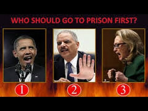 NEW YEAR RESOLUTION JAIL THE CRIMINALS Never Forget Benghazi or Fast n Furious