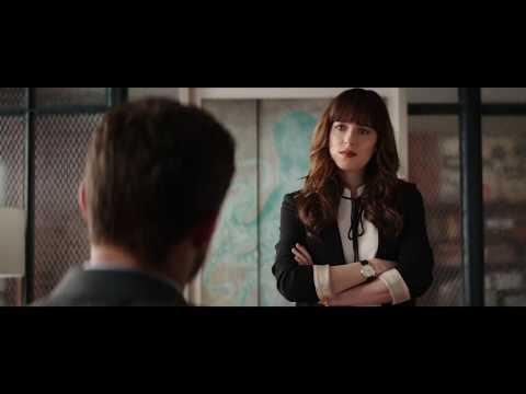 "FIFTY SHADES FREED Movie Clip ""Christian Asks Ana"""