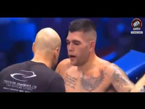 Быстрая победа | Дмитрий Бивол - Цедрик Агнью | Бокс