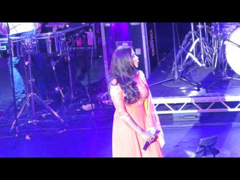 Shreya Ghoshal Live In Manchester Uk May 2014 - Teri Meri Prem Kahani Bodyguard Full Hd 1080 video