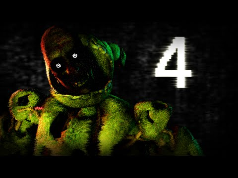 Five nights at freddy s 4 fan made