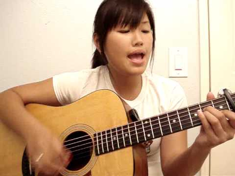 Baby (COVER) by Justin BIEBER -- Christine Nguyen Video