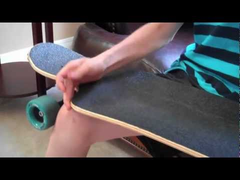 *LONGBOARD LARRY DK PENGUIN* (BOARD REVIEWS)