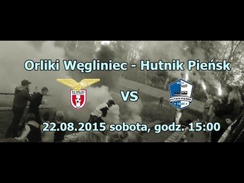 Orliki Węgliniec - Hutnik Pieńsk, Cały Mecz , Bez Dźwięku.