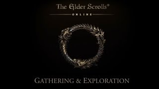 The Elder Scrolls Online Gameplay Trailer - Gathering and Exploring