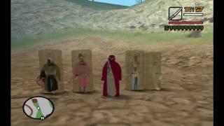 GTA RasenShuriken And Edo Tensei Mod