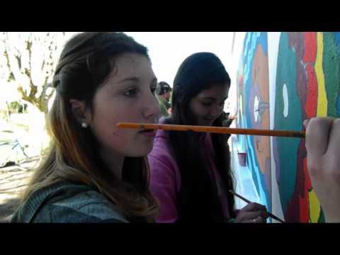Infoideas Tv---pintemos Mi Pueblo 2014--  Piraraja-lavalleja--uruguay