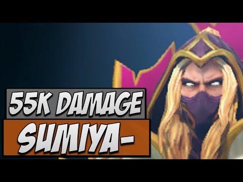 Sumiya Invoker - 6048 Matches | Dota 2 Gameplay