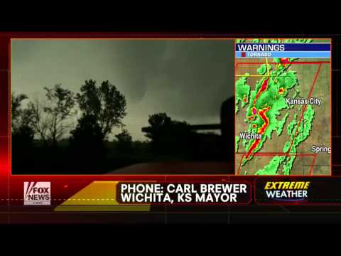 Extreme Weather : Major Tornado Storms ravage Oklahoma and Kansas (May 19, 2013)