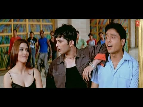 Sanu Tera Naal Pyar Ho Gaya (Hit Video Song) - Kuch Dil Ne Kaha   Udit Narayan Songs