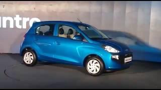 New Hyundai Santro Exterior Video