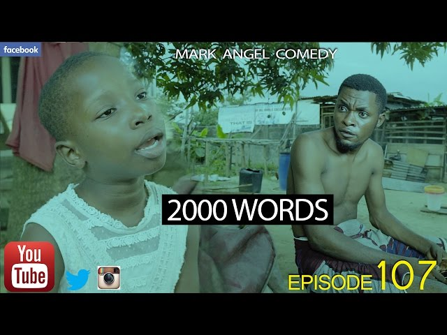 2000 WORDS (Mark Angel Comedy) (Episode 107) thumbnail