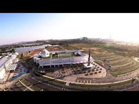 CYBERJAYA MOSQUE (March 2015) -  Green Platinum Mosque