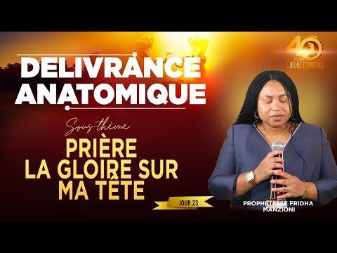 JEÛNE ET PRIÈRE I J23.4 LA DELIVRANCE DE MA TÊTE BY PROPHÉTESSE FRIDHA DEBORAH