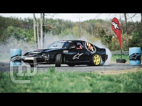 Game Of DRIFT II feat. Ryan Tuerck & Vaughn Gittin Jr: Tuerck d