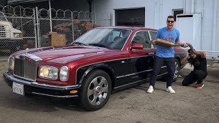 I Straight Piped My V12 Rolls Royce - IT SOUNDS AMAZING