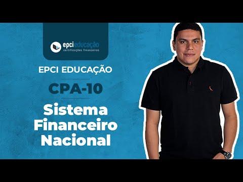 Epci Educa��o / Cpa-10: Sistema Financeiro Nacional (introdu��o)
