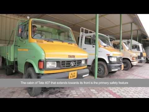 TATA 407 :  Babu Joseph shares his experience