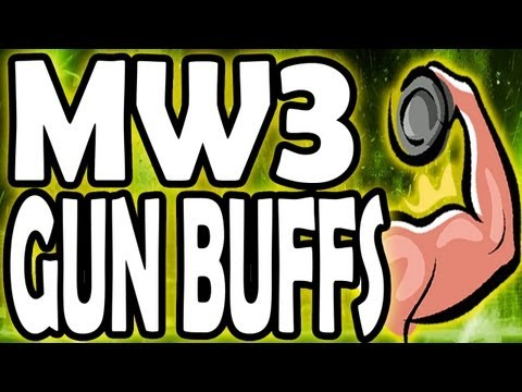 MW3 Tips and Tricks - Gun Buffs: M16, FAD, UMP, PM9, AK47, and MP5 (Modern Warfare 3 Patch)