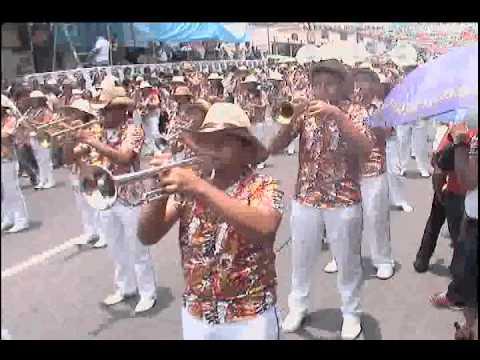 carnaval de la ceiba honduras 2011