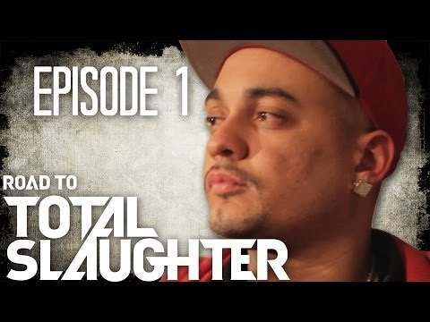 Eminem's Shady Films Presents: Road To Total Slaughter Ep. 1 Of 4: (uncensored) video
