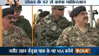 Know Why Pakistan is Under Fear of NSA Chief Ajit Doval? - India TV