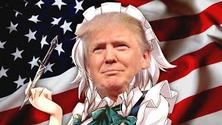 Donald Trump - Night of Nights (Wall of Walls)