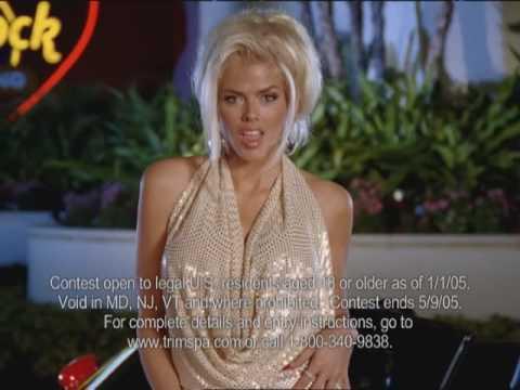 anna nicole trimspa million dollar makeover contest