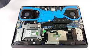 Dell G7 17 7790 - disassembly and upgrade options