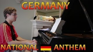 Germany Anthem - Piano Cover (World Cup 2014)