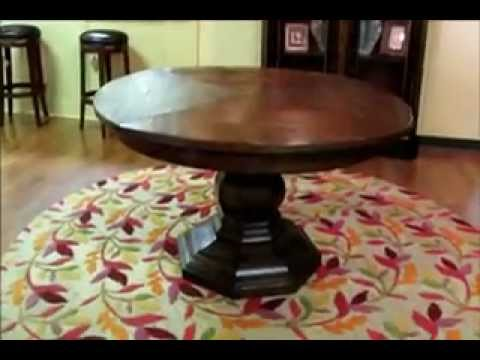 Jonathan Charles Dining Table Southwest Louisiana|Parlours Fine Furnishings