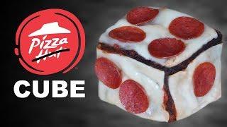 DIY PIZZA CUBE VS PIZZA CUBE