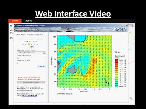 INFO@SEA Quick User Guide