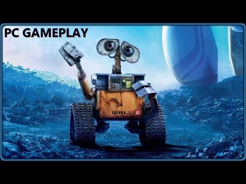 Wall-E Gameplay - 6970 HD 2go by ctraxx66