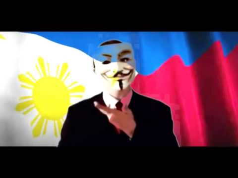 Anonymous: Message to the President of the Philippines PNOY Ninoy Aquino & Cybercrime Law supporters