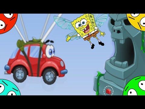 🐾 Машинка Вилли и Губка Боб #2! Влюбленный ! Мультик Игра. Мультфильм про любовь.