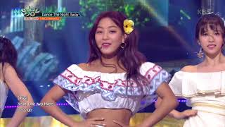 뮤직뱅크 Music Bank - Dance The Night Away - TWICE(트와이스).20180720
