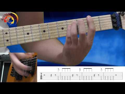 The Kinks - You Really Got Me Riff - Beginner Power Chords Lesson